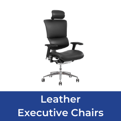 executive leather chairs